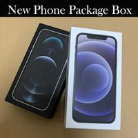 جودة عالية جديد الهاتف التعبئة مربع لفون 12 12mini 12Pro 12Pro ماكس حزمة حزمة الهاتف