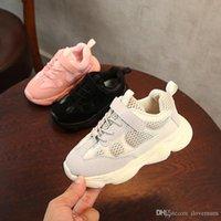 Designer V2 Children Kids Toddler Shoes Baby Run Sneakers Kanye Outdoor West YZ 500 Running Shoes Infant Boys Girls Shoes