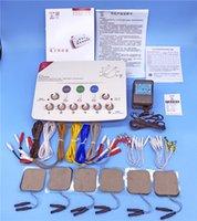 Hwato SDZ-II 치료 장비 수십 마사지 기계 건강 관리 바디 EMS 기능으로 침술 자극을 완화하십시오.