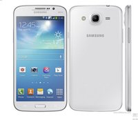 Original recondicionado Samsung Galaxy Mega 5.8 I9152 Android Dual Núcleo 1.5GB RAM 8GB ROM 8MP Desbloqueado Dual Sim Telefones