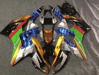 Injection Molding Motorcycle Fairings kit Fairing kits For BMW S1000RR 2009-2014 2010 Free Custom 2011 2012 2013 09 10 11 12 14 13 Bodywork Multicolor