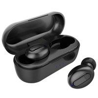 Hoofdtelefoon Oortelefoon V1 TWS Bluetooth 5.0 Draadloze Handsfree Oortelefoon Sports Stereo Muziek Headset