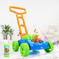 Kreatives Pushing Auto Automatische Blase Maschine Baby Kinder Spielzeug Geschenk Elektrische Bubble Gun Sommer Outdoor Spiel 03