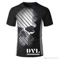 DYL 2021 Новый дизайн Мужская футболка Brand T FORM для велосипедных руковых футболок Мотоцикл Футболка дышащая с коротким рукавом Джерси Teessoccer Jersey