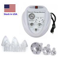 Estoque nos EUA Melhor Butt Lift Machine As nádaxas de vácuo Massagem Máquina de terapia de vácuo Máquina de aprimoramento da extremidade Cupping