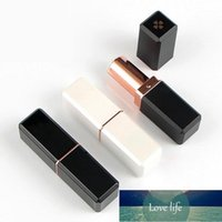 12.1mm Gorgeous Lipstick Tube High Grade DIY Square Lip Bottles Colorful Make Up Tool With Caps Container 50pcs lot1 Factory price expert design Quality Latest Style