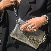 Borse a mano HBP per le donne 2020 Design Diamond Borses e Borse da donna a catena a catena a tracolla Borse a tracolla Trendy Trendy Borsa a tracolla vintage