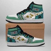 Customization Ilmi Zoldyck Hunter x Hunter Sneakers Hxh Anime Shoes