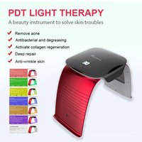 Beauty Salon Spa Skin Care Anti-wrinkle Anti Aging Tightening Rejuvenation Machine Pdt 7 Color Led Red Light Therapy