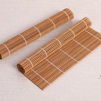 Sushi Fabriquer des outils Bamboo Sushi Kit comprenant 2 tapis roulants 1 paddle 1 épandeur 5 paires de baguettes OWD9497