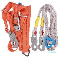 Cordons, élingues et sangles de roche professionnelle Cordon d'escalade de randonnée en plein air Accessoires de randonnée en corde Set d'arbre de sécurité à haute résistance
