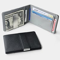 Wallets Men Solid Leather Short Male Purse With Coin Pocket Card Holder Brand Frosted Fabric Trifold Wallet Clutch Money Bag