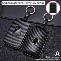 Remote 4 buttons car case cover for megane clio captur kangoo laguna talisman scenic bag shell keychain