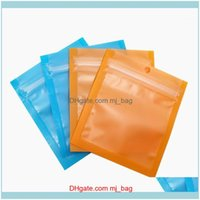 Gift Wrap Event Festive Party Supplies Home & Garden Wholesales Zipper Clear Plastic Bags With Hang Hole Reusable Pouches Snack Dried Beans