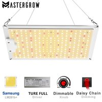 Full Spectrum QBC 1000W Samsung LM281B Dimmable Quantum LED Grow Light With 3000K 5000K IR For Indoor Plant Greenhouse Grow Tent