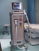 3Time dauerhafte Entfernung 808 Diodenlaser schneller Effekt Schmerzlose Haarentfernungsmaschine, Gesichtszugspannung, Verführung Haarentfernungsmaschine