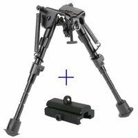 20 sztuk 6-9 cali UTG Rifle Tactical OP Divod Regulowany Sprężyna Powrót z Adapter Mount Polowanie Akcesoria