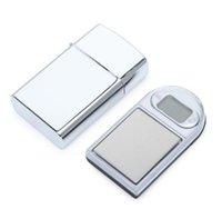 2021 200G x 0.01g eletrônico mini lcd bolso digital tipo de isqueiro escala jóias ouro diamond gram escala com luz de fundo