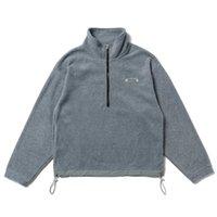 Ch crosin h / eartes / chrome crosin brouillard dieu demi-tirage veste Faar Essentials de pull-glissière en peluche