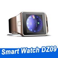 DZ09 Bluetooth Smart Watch SM Smartwatch Camera Dial Call Antwort Passometer TF-Karte für iPhone Samsung Huawei