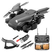 4K камера беспилотница Wi-Fi изображение коробка передач RC вертолет длинная выносливость дистанционного управления воздушной судкой игрушка 4k двойная камера воздушная беспилотная игрушка