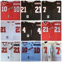 NCAA Oilers Retro Men # 9 Steve McNair # 34 Earl Campbell # 74 Bruce Matthews # 1 Warren Moon Vintage-College Football Jersey Stitched00