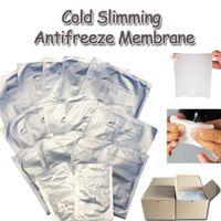 Qualidade máxima !!! 2 Tamanho AntIncreeze Membrana Antifreezing Membrana Anti-congelação Membrana Almofada para Peso Frio Reduzir a Terapia Cryo Machin # 093