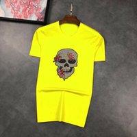 YEUX T-shirts Hommes Summer manches courtes Mode Tops imprimés décontractés Hommes en plein air Hommes Tees Créville Vêtements 21SS 7 couleurs M-3XL