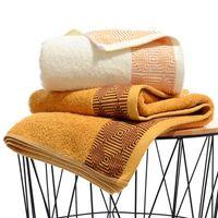 Toalla de baño Toallas de baño suave Toalla de cabello Toalla de cabello Microfibra de lujo para baño Casa de baño Suave para hombres Mujeres Jóvenes