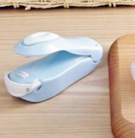 1pcs Magnetic Portable Bag Clips Mini tenuta sigillante sigillatrice per sacchetti di plastica sigillatura Conservazione di alimenti Conservazione di cibo Cucina 53 S2
