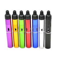 새로운 클릭 n vape 몰래 vape 몰래 흡연 금속 파이프 기화기 담배 바람 방지 토치 라이터 멀티 색상