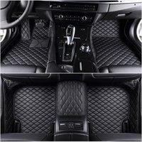 Benutzerdefinierte 5 Sitzauto-Fußmatten für BMW 1-Serie E81 E87 F20 F21Vonvertierbar E88 Coupe E82 118I 120I 125i 128i 130i 135i Autos