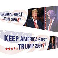 İnanılmaz!!! Amerika Tutun Büyük Bayrak 296x48cm Trump 2024 Cumhurbaşkanlığı Seçim Banner Trump Kampanya Bayrağı DHF8306