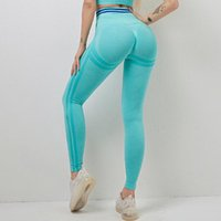 Women's Leggings Women Gym Yoga Pants Sports Clothes Stretchy High Waist Athletic Exercise Booty Lifting Activewear