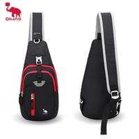 Oiwas À Prova D 'Água Multifunction Bag Casual Crossbody Bags Viagem curta para Nylon Mulheres Messenger Sling Bag Ombro Pack Hot Sale Hot 210311