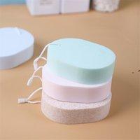 Bath Sponge Scrub Shower Baby Bath Scrubber Exfoliating Beauty Skin Care Sponge Face Cleaning Spa Bath OWE9512