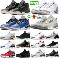 Mens jth blanc ciment noir chat sport bleu charité jeu chlorophylle bricoler hatfield basket chaussures chaussures hommes designer chaussures de luxe US7-13