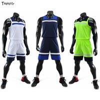 Uniformes juventude kits para crianças homens personalizados esportes basquete adultos jerseys conjuntos de roupas estudantes legal camisa equipe coincidir com roupa