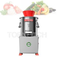 Ginger Garlic Chili Meat Grinder Kitchen Commercial Vegetable Stuffing Machine