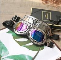 2021 فور سيزونز منتجات جديدة هارلي نظارات دراجة كهربائية خوذة نظارات الرمال واقية من الرياح مرآة الغبار آلة ركوب النظارات الشمسية