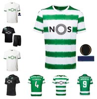 20 21 Esportes CP Soccer Jersey Phillype 2021 Nova alta qualidade Lisboa Vietto Sports Camisa de futebol Casacos Acuna Esporar Jovane Homens Terno