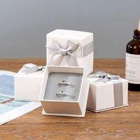 HBP Fashion Shipai High End Halskette, Ring, Ohrband, Bogen, Weiße Box, Geschenkbox