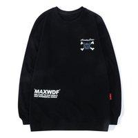 Kış pamuk kazak üst hip-hop hoodie erkek ve kadın sokak çekim grizzly ayı anime baskı harajuku sweatshirt0f62