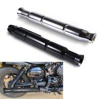 38 / 40/43 / 45 мм Ретро мотоцикл вытяжной глушитель вытяжки трубы кафе модифицированный хвост выхлопной системы для CG125 GN125 CB400SS SR400