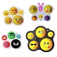 Fidget Fidget Dimple simple juguete de estrés alivio juguetes de mano Educación temprana para niños adultos ansiedad Autismo