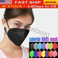 في المخزن! قناع الوجه قابل للطي مع شهادة مؤهلة مكافحة الغبار PM2.5 أقنعة الوجه بالجملة الشحن السريع بواسطة DHL