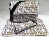 Детский подгузник сумка мама родильный подвесной рюкзак наборы детские держатель бутылки мать женщин сумки