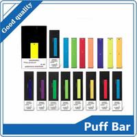 Puf Çubuğu Tek Kullanımlık Sigaralar Vape Kalem Kapasitesi 1.3ml Kartuşları 280 mAh Pil Kiti Ekran Kutusu 25 Renkler VS Plus XXL