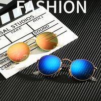 Klasik Bak Bayan Erkekler Tasarımcı Güneş Gözlüğü Erkek Sunglases Cam Lens Anti-UV Gözlük Tasarımcı Erkekler Gafas De Sol de Diseoor ile Ambalaj