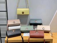HBP Molle мешочек сумки классические флип плечо натуральная кожа дизайнер Tote женский кошелек столовая кошелька вешалка